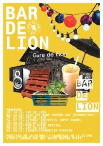 Bar de Lion 2015