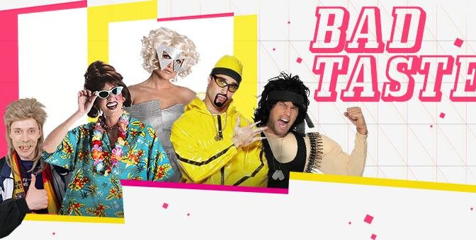 Gdl bad taste party gare de lion kulturbahnhof wil sg for Ideen bad taste party outfit