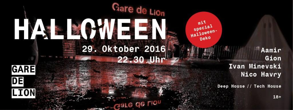 halloween gare de lion kulturbahnhof wil sg. Black Bedroom Furniture Sets. Home Design Ideas